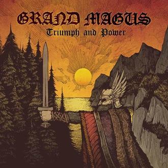 - grandmagus triumphandpower - Grand Magus – Triumph and Power