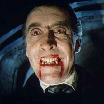- Count Dracula Christopher Lee - 91-Year-Old Actor CHRISTOPHER LEE Releases Heavy Metal Christmas Single