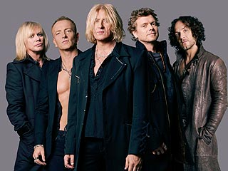 - def leppard - DEF LEPPARD Won't Sue ONE DIRECTION For Plagiarism