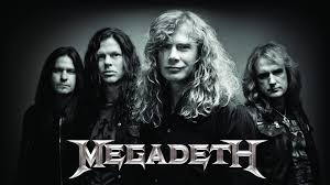 - download 1 - MEGADETH To Enter Studio in the summer of 2014