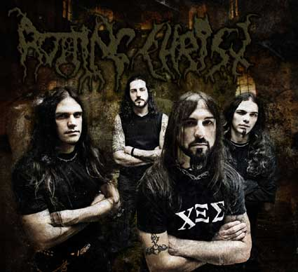 - Rotting Christ - Eaytoy – Rotting Christ
