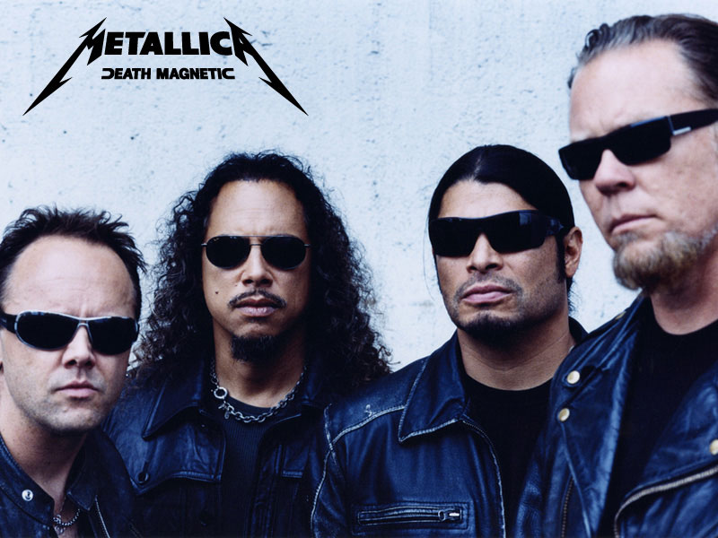 - metallica 3d feature - Metallica hosts a head-bangin-happy family reunion at sold-out Quicken Loans Arena: concert review