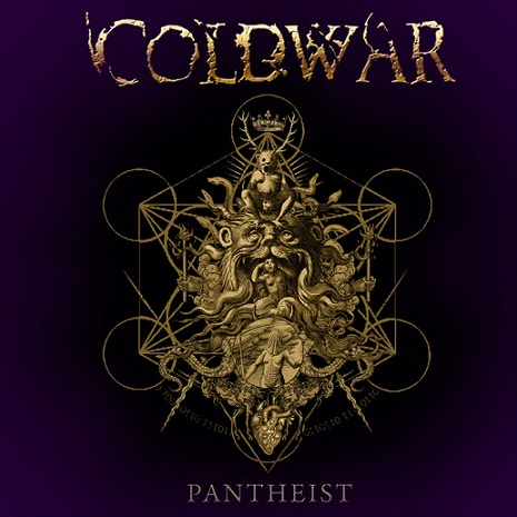 "- Coldwar Panthiest Artwork - Coldwar Reveals ""Pantheist"" Album Details"