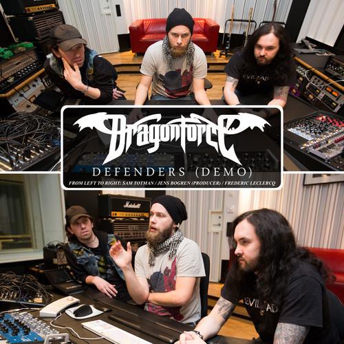 """- artworks 000074806519 tl23eq t500x500 - DragonForce """"Defenders"""""""