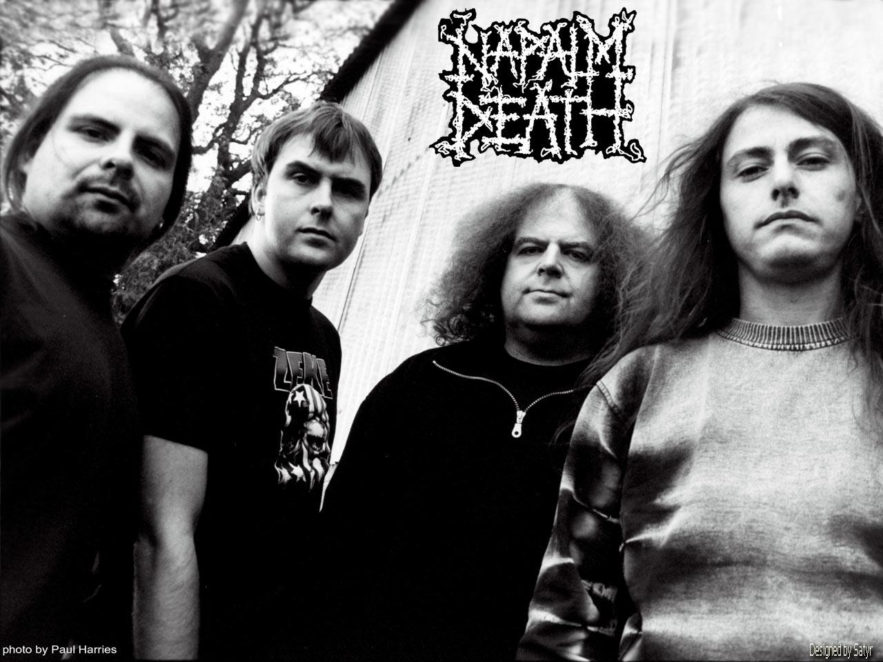 napalm death  - napalm death - Napalm Death – live @ hellfest 2012