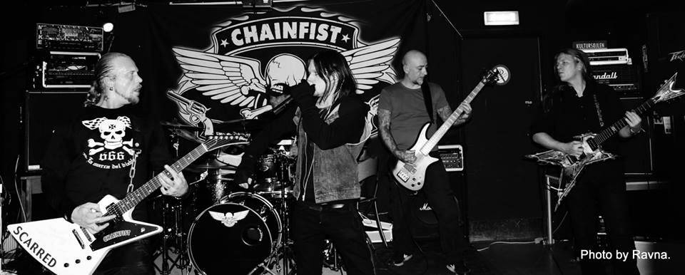 - ChainfistLive - Chainfist – Mass Frustration (Demo)
