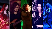 Slave to Sirens: All-female heavy metal band brings girl power to Lebanon