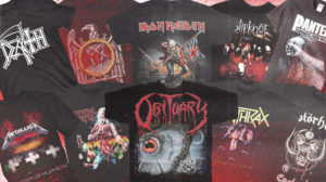 The 13 Best Heavy Metal T-Shirts Of All-Time, Ranked