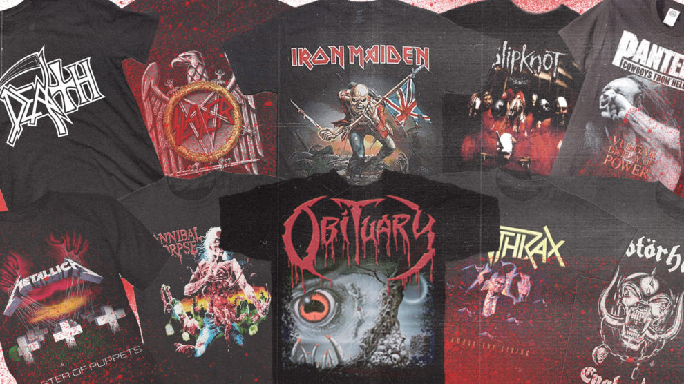 The 13 Best Heavy Metal T-Shirts Of All-Time, Ranked  - BestMetalShirtsHeader 2dd0ba4a7e213111b95ba908ba06fd15 990x556 - The 13 Best Heavy Metal T-Shirts Of All-Time, Ranked