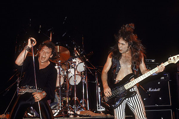37 Years Ago: Iron Maiden Introduced Metal to MTV  - Iron Maiden 1981 - 37 Years Ago: Iron Maiden Introduced Metal to MTV