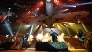 Iron Maiden: inside the astonishing heavy metal circus