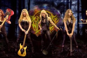 Swiss All-Female Heavy Metal Band BURNING WITCHES To Release 'Hexenhammer' Album In November