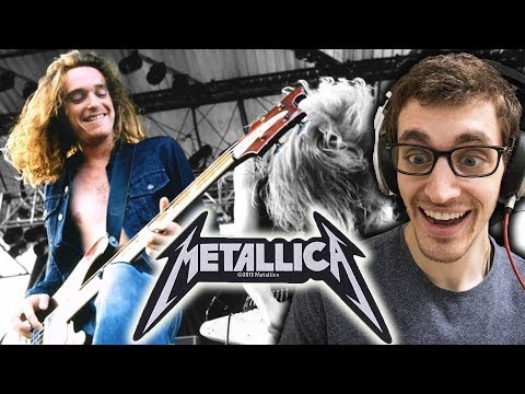 - httpsi - Metallica – For Whom the Bell Tolls [Cliff 'Em All] HIP HOP HEAD REACTS TO METAL!!