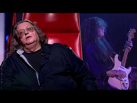 - httpsi - Yngwie Malmsteen  – AMAZING Blind Auditions In The Voice