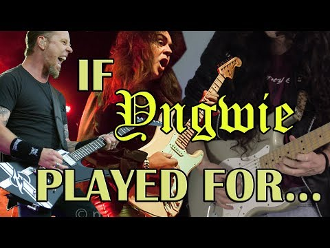 If Yngwie Malmsteen played for... - httpsi - If Yngwie Malmsteen played for…