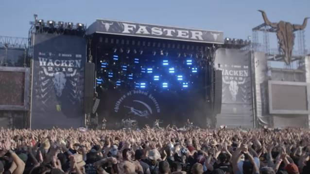 Elderly Men Escape Nursing Home To Attend World's Biggest Heavy Metal Festival  - wacken2018stagecrowd 638 - Elderly Men Escape Nursing Home To Attend World's Biggest Heavy Metal Festival
