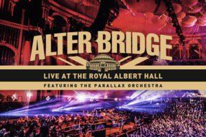 - Alter Bridge Live At Royal Albert Hall album cover 300x200 - Alter Bridge – Live at the Royal Albert Hall