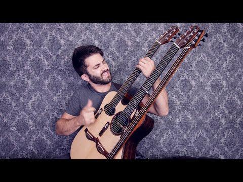 - httpsi - Iron Maiden on an Triple Neck Guitar – Luca Stricagnoli