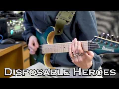 - httpsi - Metallica HARDEST Songs On Rhythm Guitar