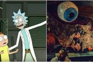 This heavy metal band got to destroy the new 'Rick And Morty' bar  - pjimage 9 300x200 - This heavy metal band got to destroy the new 'Rick And Morty' bar