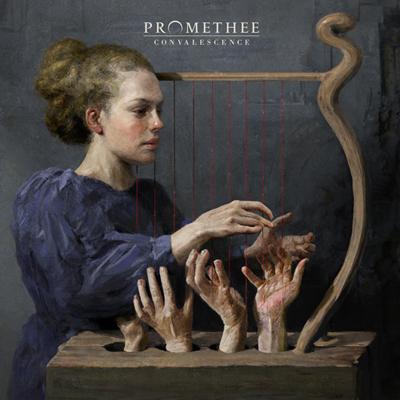 - Promethee Convalescence album cover - Promethee – Convalescence