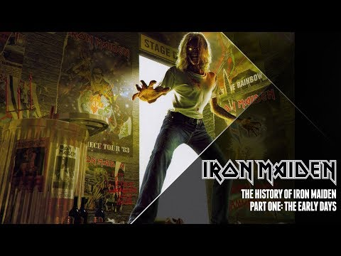 - httpsi - The History Of Iron Maiden – Part One