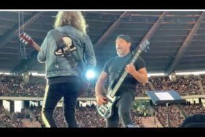 - httpsi - Metallica – Ca plane pour moi [Live] – 6.16.2019 – King Baudouin Stadium – Brussels, Belgium