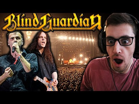 "- httpsi - Hip-Hop Head REACTS to BLIND GUARDIAN – ""The Bard's Song"" & ""Valhalla"" (Live at Wacken)"