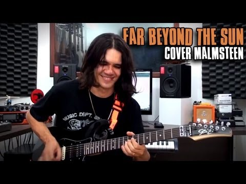 - httpsi - MALMSTEEN – Far Beyond the Sun (Cover OZIELZINHO)