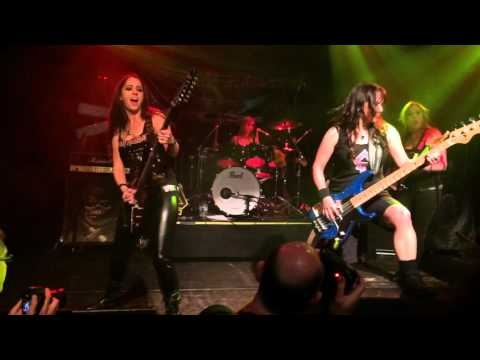 - httpsi - 'Aces High' – The Iron Maidens Live @ London Islington 14-Apr-2016