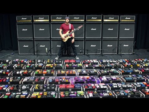 - httpsi - The World's Largest Guitar Pedalboard (world record)