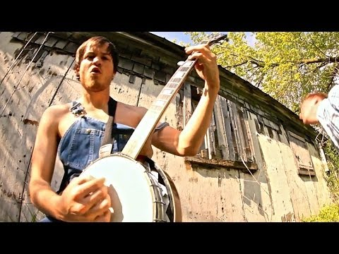 - httpsi - Slayer – Raining Blood (Banjo cover w/ solos)