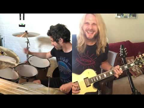 - httpsi - Phantom Of The Opera – Iron Maiden (Lockdown Sessions with Richie Faulkner)