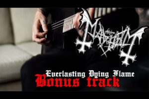 - httpsi - Mayhem – Everlasting Dying Flame (Bonus Track)