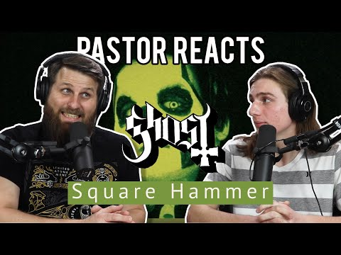 - httpsi - Ghost Square Hammer // Pastor Rob Reaction // Lyrical Analysis