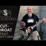- httpsi - Sepultura – Cut-throat (feat. Scott Ian – Anthrax – live playthrough | June 17, 2020)