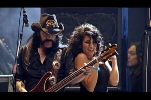 - httpsi - Motörhead (Feat Nina C Alice) Killed by Death live Wacken 2009