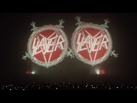 - httpsi - SLAYER – Repentless (Live At The Forum in Inglewood, CA)
