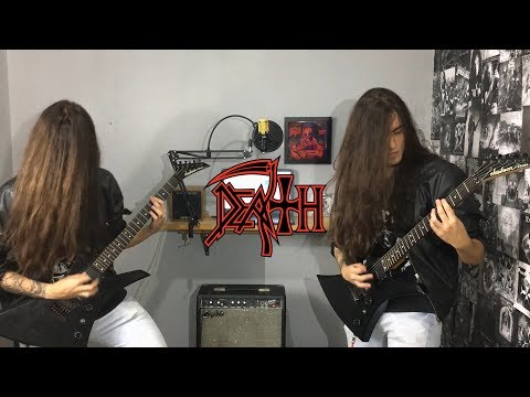 - httpsi - Death – Overactive Imagination (Guitar Cover)
