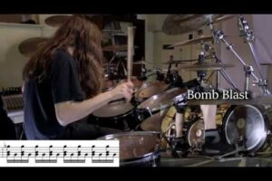 - httpsi - Different Types of Blast Beats (with notation)