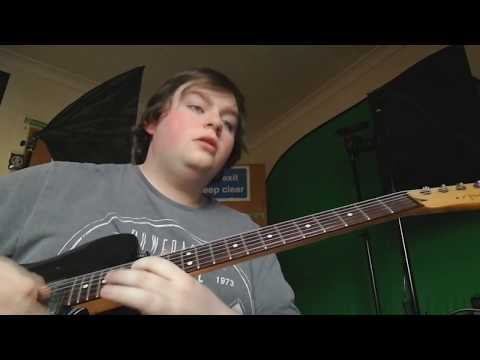 - httpsi - Man plays the solo from Through the Fire and Flames without actually learning it