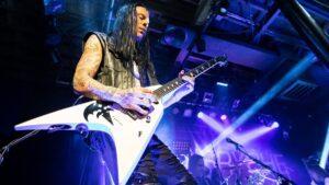 "Parker Lundgren quits Queensrÿche to pursue ""other business ventures"""